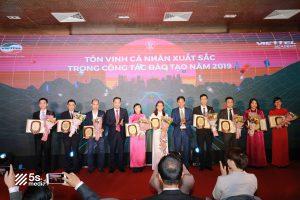 5S Media - Sự kiện Hành trình tri thức Viettel 2019