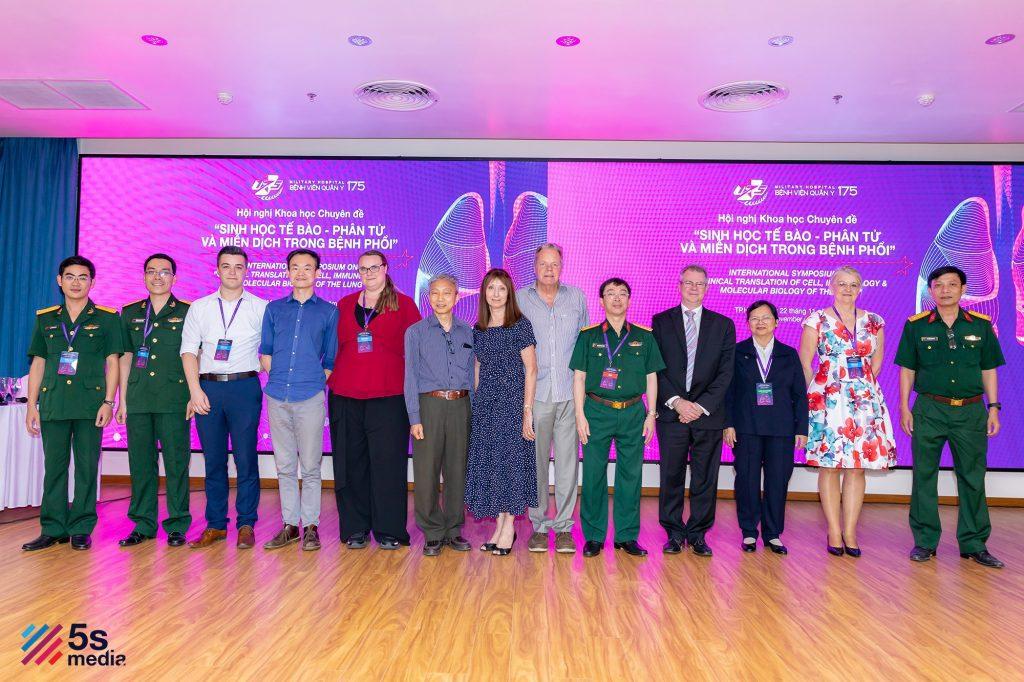 Hội nghị Khoa học - Bệnh viện Quân y 175