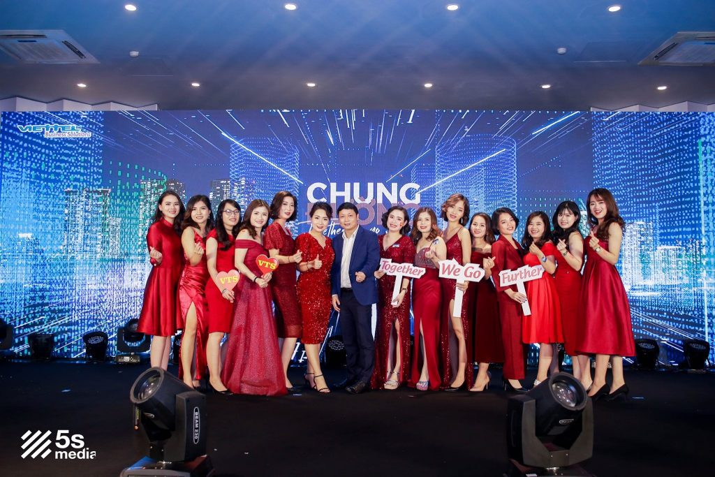 Year End Party của Viettel Solutions