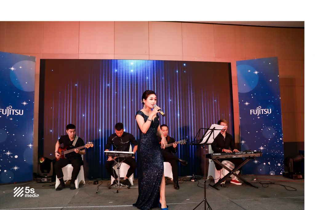 sự kiện Fujitsu Night Appreciation