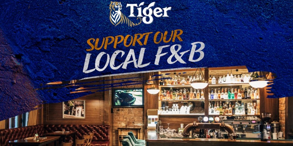 Tiger Beer #SupportOurStreets